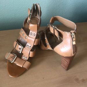 BCBGeneration Shoes - 🔥 SALE - BCBGeneration leather brown heels